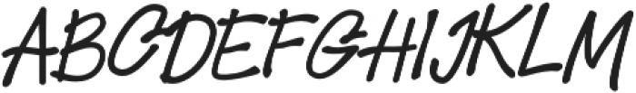 Withdrew Withdrew script otf (400) Font UPPERCASE