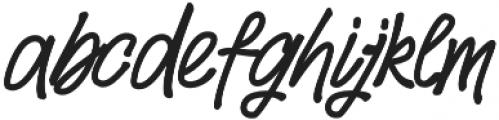 Withdrew Withdrew script otf (400) Font LOWERCASE