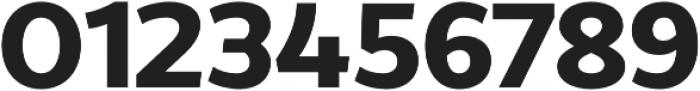 Without Alt Sans Bold otf (700) Font OTHER CHARS