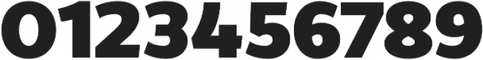 Without Alt Sans Ultrablack otf (900) Font OTHER CHARS