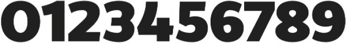 Without Sans Ultrablack otf (900) Font OTHER CHARS