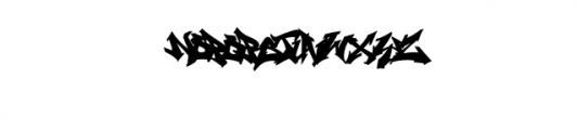 WILDSTYLER Font UPPERCASE