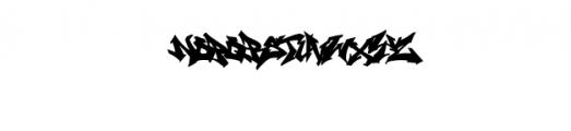 WILDSTYLER Font LOWERCASE