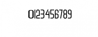Winrun Preview Font OTHER CHARS