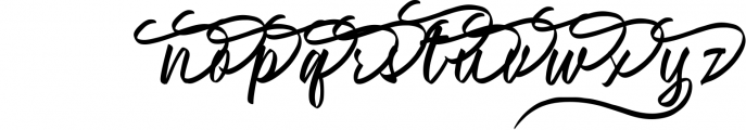Wilderness 2 Font LOWERCASE