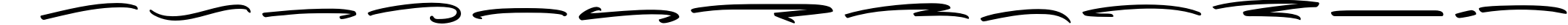Windtalker Rough Font LOWERCASE