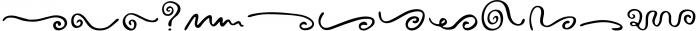 Wisp Typeface 1 Font UPPERCASE