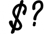 Withdrew - Modern Script Font OTHER CHARS