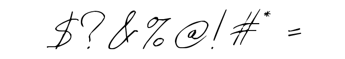 Wicca Script Font OTHER CHARS