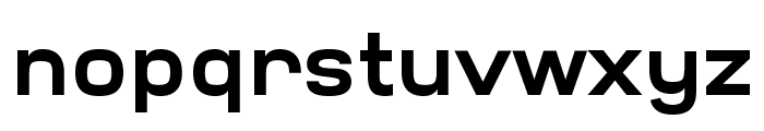 Widolte Bold Demo Font LOWERCASE