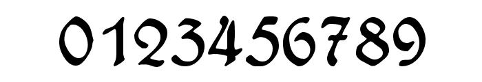 WieynkFraktur Font OTHER CHARS