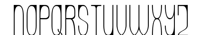 Wikingg-Regular Font UPPERCASE