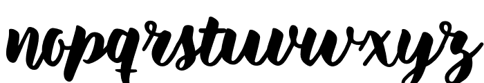 WildCreaturesSample Font LOWERCASE