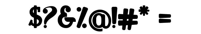 Wilson hawk Font OTHER CHARS