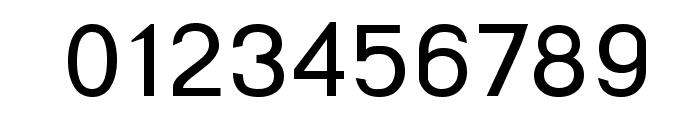 Wind Sans Serif regular Font OTHER CHARS
