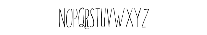 Windsor-Hand Font LOWERCASE