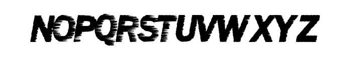 WindyMetro Font UPPERCASE