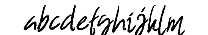 Winkdeep One Font LOWERCASE