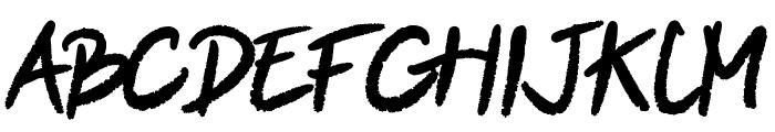 Winkdeep Two Font UPPERCASE