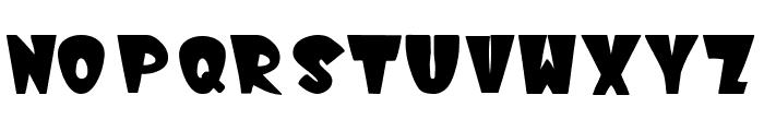 Winks Font UPPERCASE