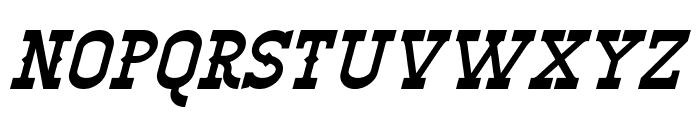 Winslett Italic Font LOWERCASE