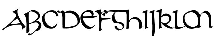Wintanceastre DEMO Regular Font UPPERCASE