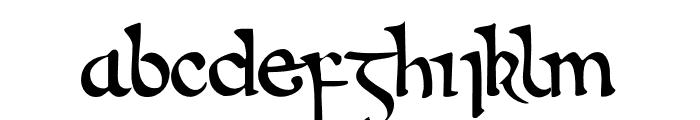 Wintanceastre DEMO Regular Font LOWERCASE