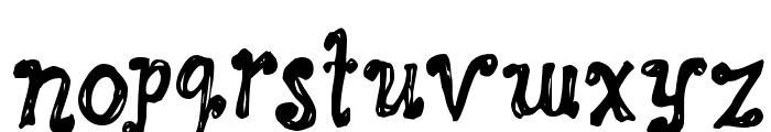 Wira Font LOWERCASE