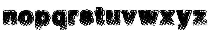 WitchesBrew Font LOWERCASE