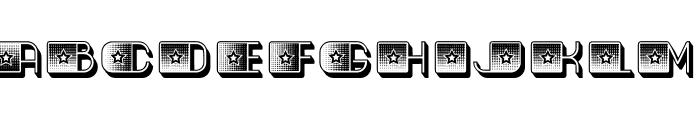 Wizard Regular Font LOWERCASE