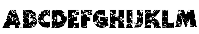 Wizardry Font UPPERCASE