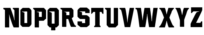 Wizards Font UPPERCASE
