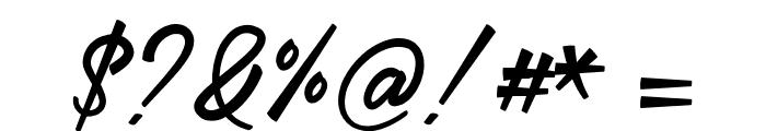 windasa Font OTHER CHARS