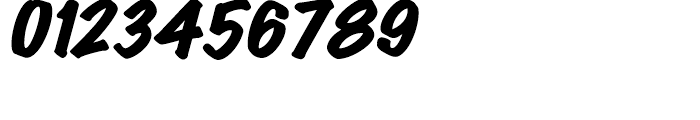 Wichita Black Italic Font OTHER CHARS