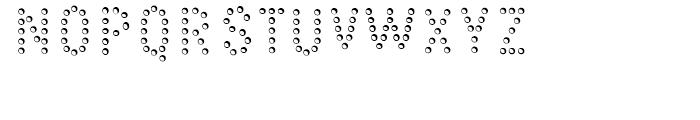 Wilma Motiu Forat A Font UPPERCASE