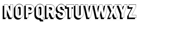 Wilma Volum C Font UPPERCASE