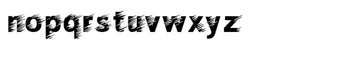 Wind Regular Font LOWERCASE