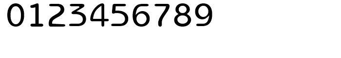 Winston Regular Font OTHER CHARS