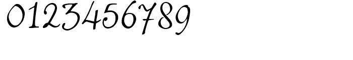 WinstonNero Regular Font OTHER CHARS