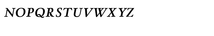 Winthorpe Italic SC Font LOWERCASE