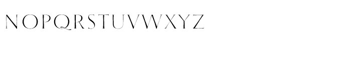 Wishes Script Caps Display Regular Font LOWERCASE