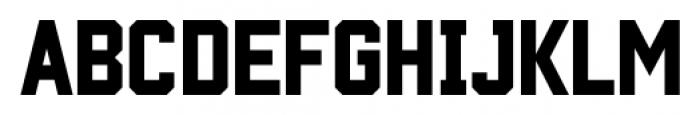 Wildcat Regular Font UPPERCASE