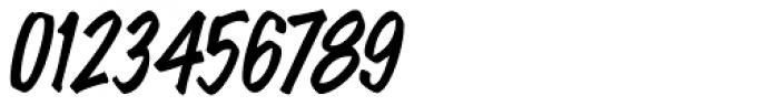 Wichita Italic Font OTHER CHARS