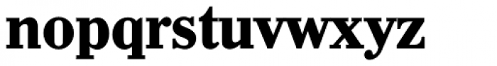 Wichita TS Bold Font LOWERCASE