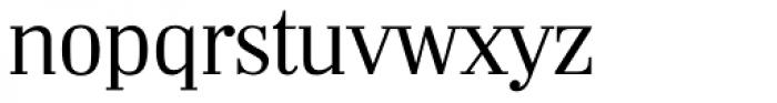Wichita TS Regular Font LOWERCASE