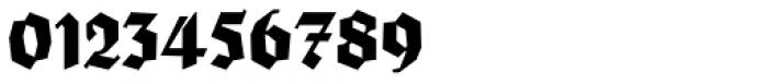 Wieynck Gotisch Normal Font OTHER CHARS