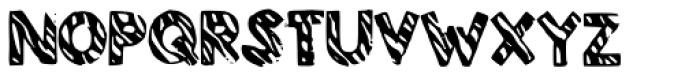 Wild Child Font UPPERCASE