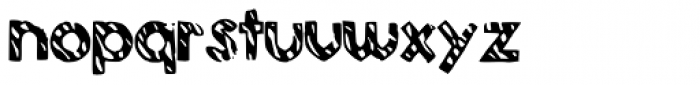 Wild Child Font LOWERCASE