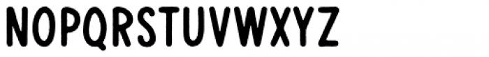 Wild Nebraska Sans Font LOWERCASE