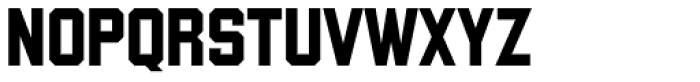 Wildcat Font UPPERCASE